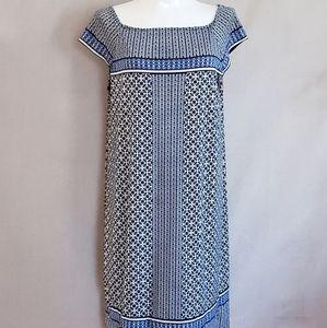 NWOT Max Studio Sheath Career Dress Knee Length L